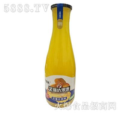 艾瑞达果农芒果汁饮料1.5L