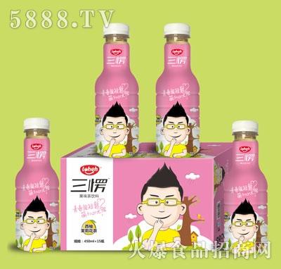 三愣西柚茉莉花果味饮料450mlX15瓶
