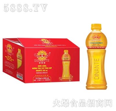 帝南特综合水果味饮料450ml