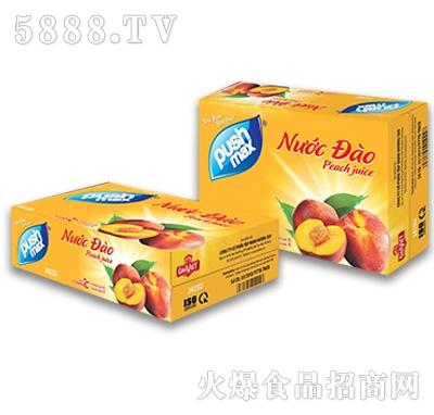 帝南特黄桃汁饮料箱装