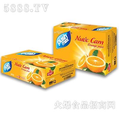 帝南特橙汁箱装