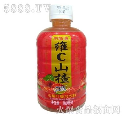 京智源维C山楂山楂汁360ml