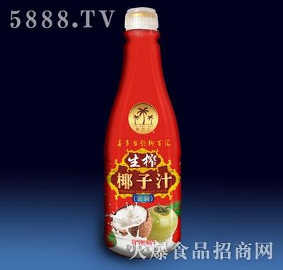 椰百汇生榨椰子汁1.25L(金装)