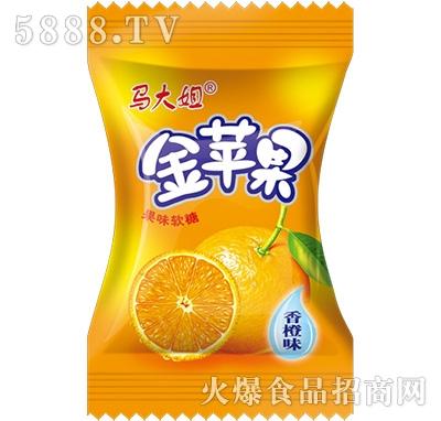 马大姐金苹果香橙味软糖