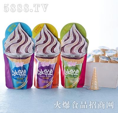 千家赞冰奇凌巧克力冰淇淋45g