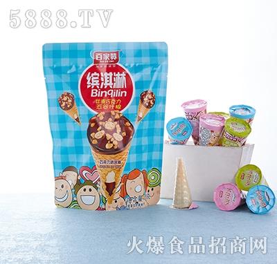 百家赞缤淇淋袋装