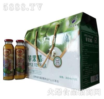 参女苹果醋300mlX10瓶