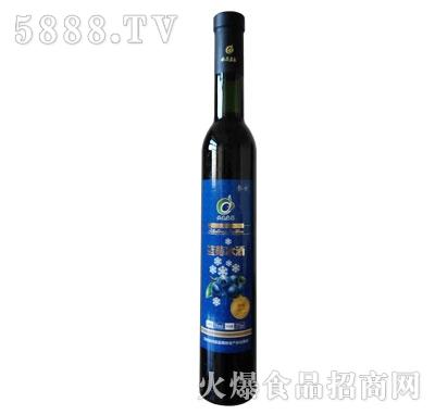 参女蓝莓冰酒375毫升5度