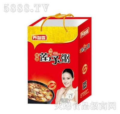 养智露桂圆莲子粥礼盒