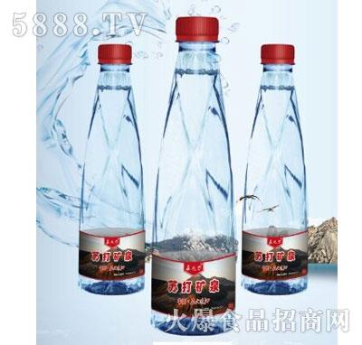 苏达尔苏打矿泉(瓶)产品图