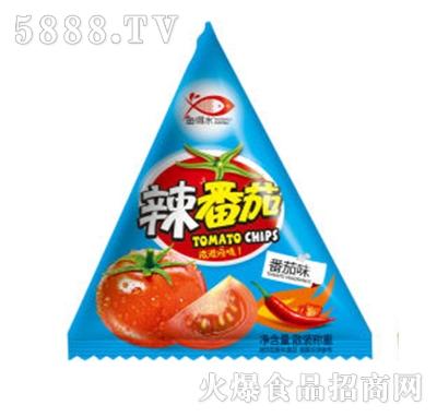 鱼得水辣番茄大三角包