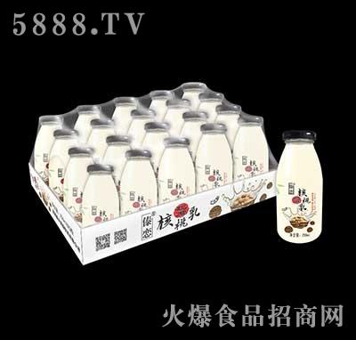 傣恋核桃乳255mlx20瓶产品图
