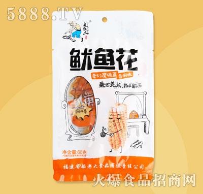 追鱼人鱿鱼花香焖味60g(袋中袋)产品图