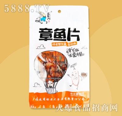 追鱼人章鱼片香焖味60g(袋中袋)产品图