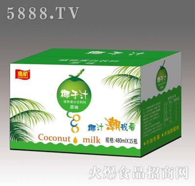 鹰航椰子汁480mlx15瓶(原味)