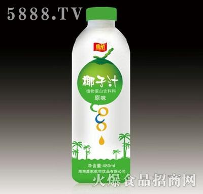 鹰航椰子汁480ml(原味)