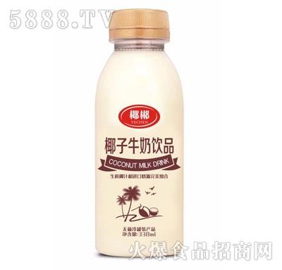 椰郴椰子牛奶饮品338ml
