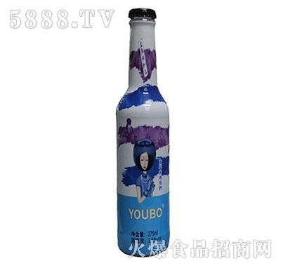 蓝颜怡知己蓝莓味鸡尾酒275ml