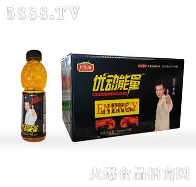 伊思源优动能量维生素风味饮料600mlx15瓶