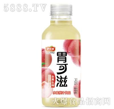伊思源胃可滋水蜜桃汁500ml