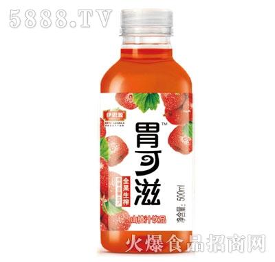 伊思源胃可滋山楂汁500ml