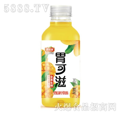 伊思源胃可滋芒果汁500ml