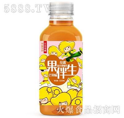 果伴生果味饮料芒果味500ml