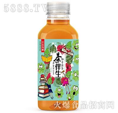 茶伴生柚子绿茶
