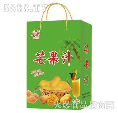新宝锣芒果汁(袋)