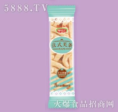 银贝儿法式芙条燕麦味