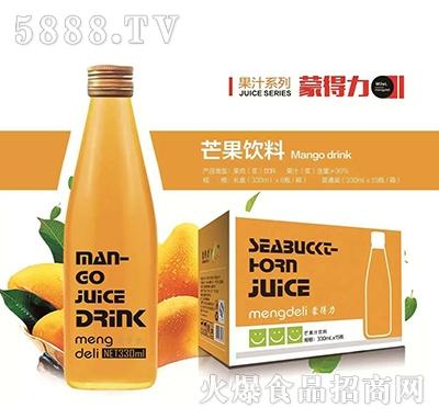 蒙得力芒果饮料330mlx15瓶