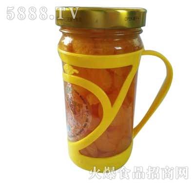 晶海橘子罐头