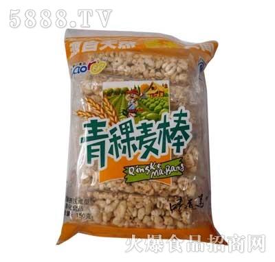 曹仁150g青稞麦棒