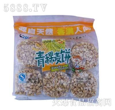 曹仁400g青稞麦饼