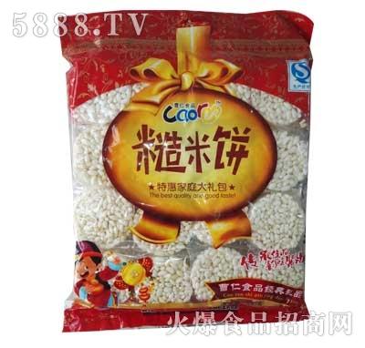 曹仁580g糙米饼大礼包