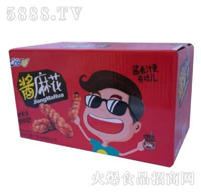 曹仁酱麻花礼盒