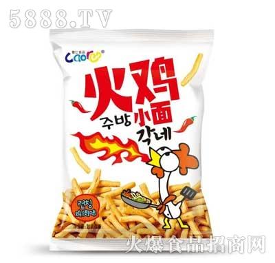 曹仁火鸡小面葱香鸡肉味