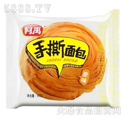 柯禹手撕面包原味40g