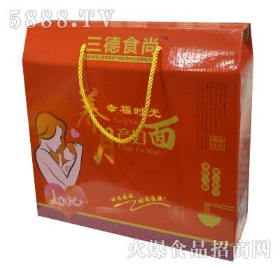 三德食尚养月产妇面(礼盒)