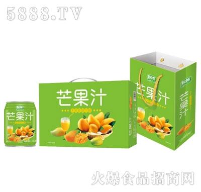 友浓芒果汁(礼盒)