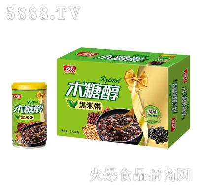 尚友木糖醇黑米粥(箱)