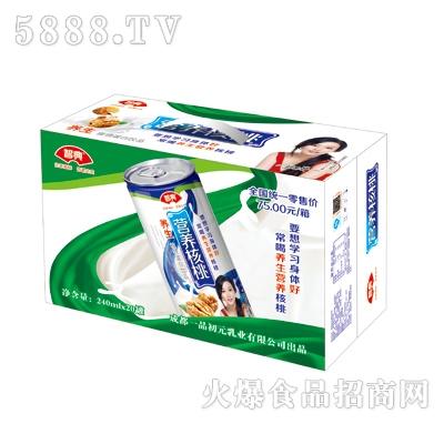 智典营养核桃拉罐(箱)