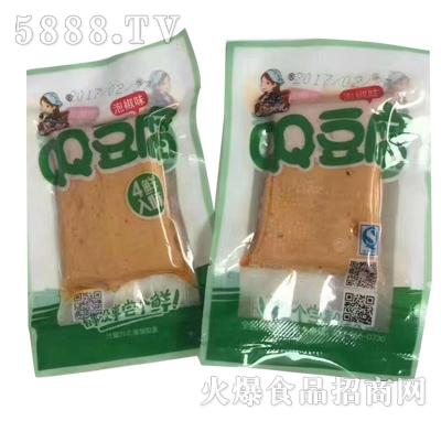 凌妹QQ豆腐18G酱香味