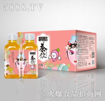哦酷蔓越莓红茶茶饮500mlX15瓶