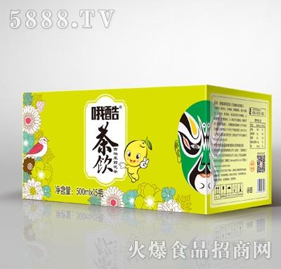 哦酷茶饮西柚茉莉茶饮料(箱)产品图