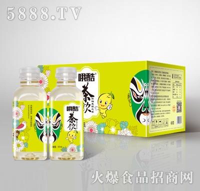 哦酷茶饮西柚茉莉茶饮料500mlx15瓶产品图