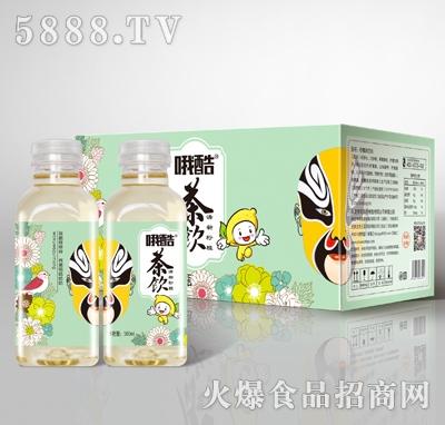 哦酷茶饮清新柠檬茶饮料500mlx15瓶