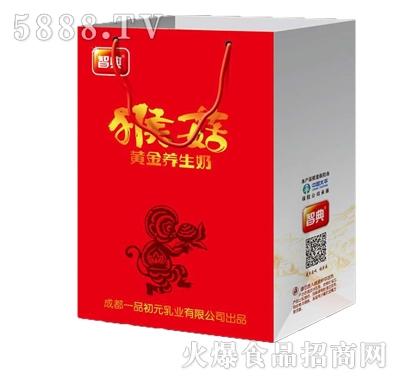 智典猴菇黄金养生奶(手提袋)