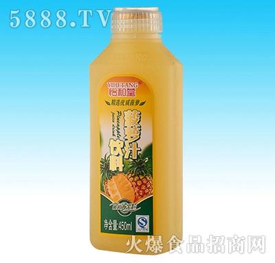 450ml怡和堂菠萝汁(15瓶装)