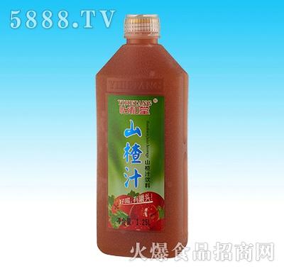 怡和堂山楂汁1.25L(8瓶装)